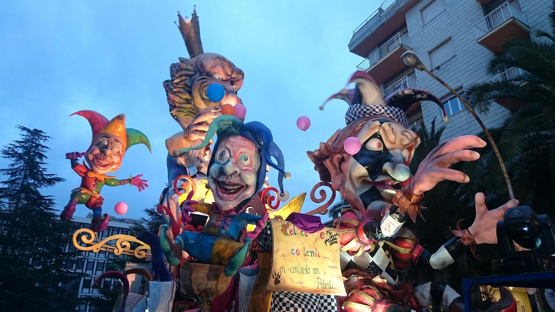 Il Carnevale a Valderice