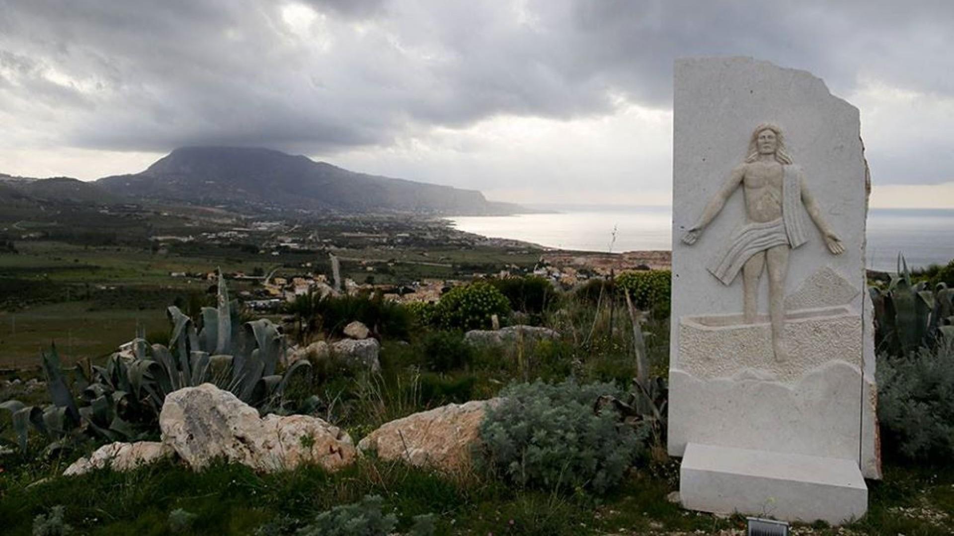 Visita Custonaci, la capitale del marmo siciliano