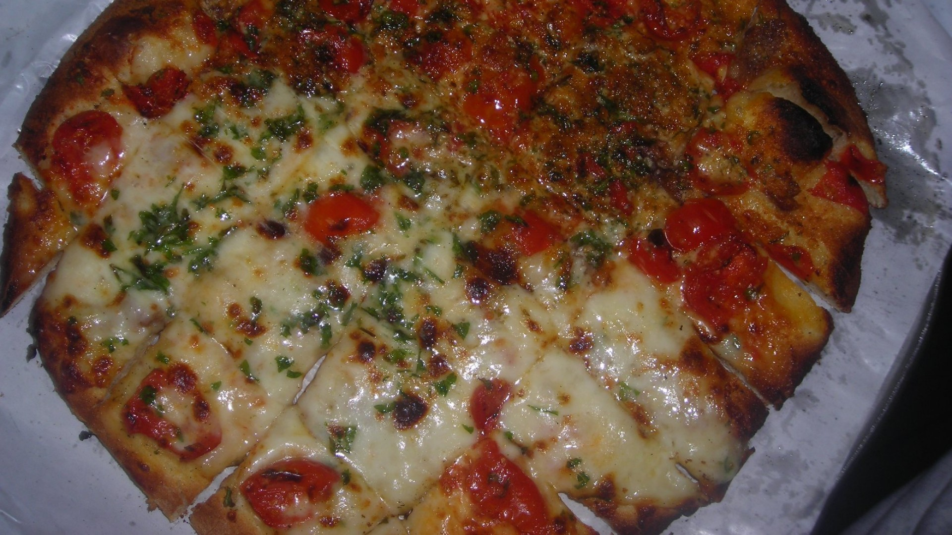 La Rianata, tipica pizza trapanese