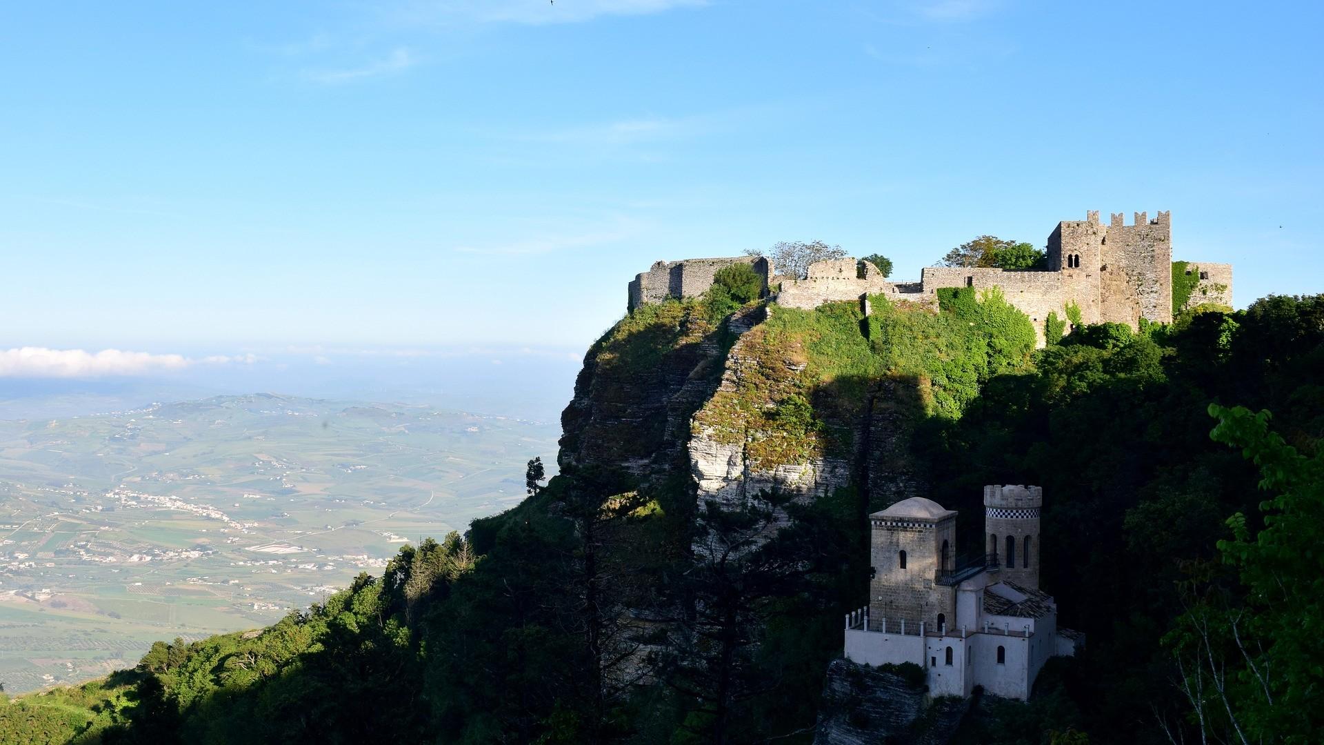 I 5 castelli di Trapani da visitare